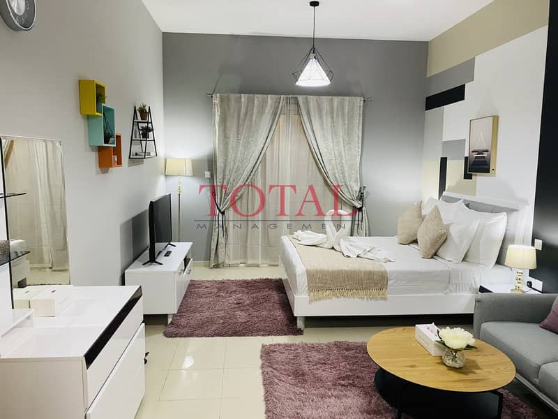 2 Beautiful Fully Furnished Studio | Direct from the Owner | Brand New