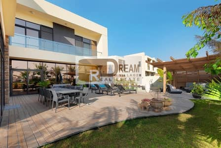 5 Bed Stand Alone Villa Designed by Fendi - Golf view
