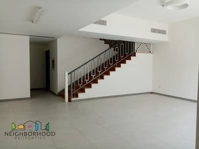 4 Bedroom Villa for Rent in Jumeirah Village Circle (JVC), Dubai - Spacious 4Bedroom + Maid for Rent in Jumeirah Village Circle