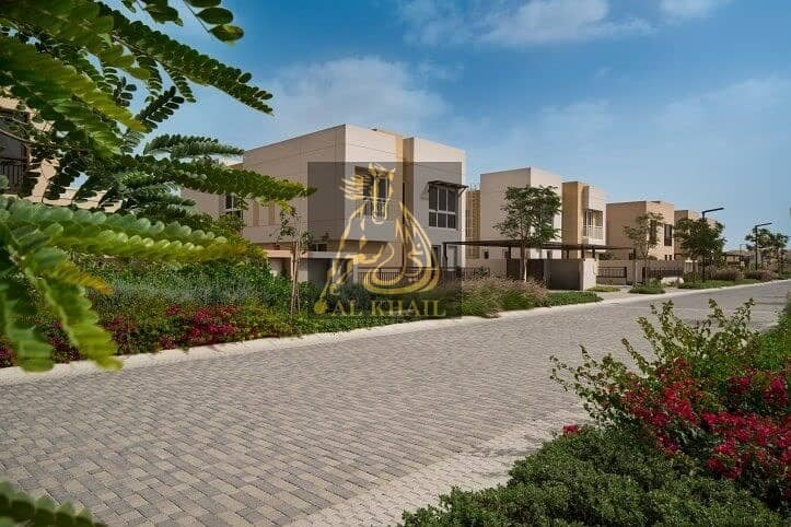 2 4- Bedroom Ready VILLA - Al Zahia With Very Flexible Payment Plan