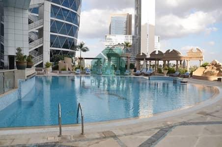 شقة 2 غرفة نوم للايجار في مركز دبي المالي العالمي، دبي -  Amazing view