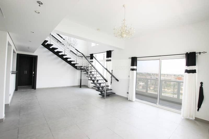 Vacant  2BR+Study   Loft Duplex   Jumeirah Heights