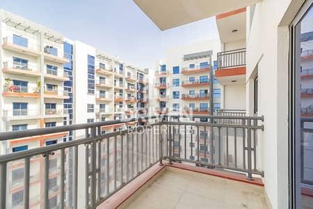 2 Bedroom Flat for Sale in Al Furjan, Dubai - Bright 2 BR | Near Metro | Close kitchen