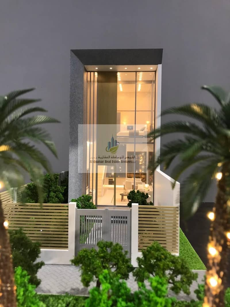2 The cheapest townhouse in Dubai