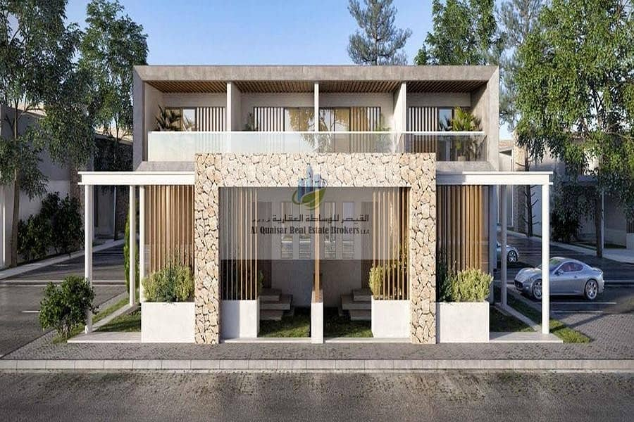18 The cheapest townhouse in Dubai