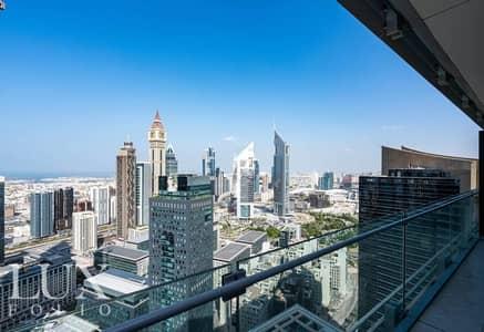 شقة 3 غرف نوم للبيع في مركز دبي المالي العالمي، دبي - DIFC Specialist|Large 3BR Layout|DIFC & Sea Views