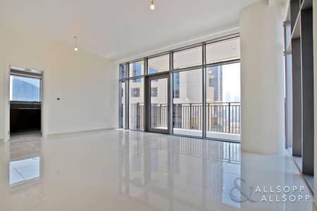 فلیٹ 1 غرفة نوم للبيع في وسط مدينة دبي، دبي - 1 Bedroom + Study | Rented | High Floor.