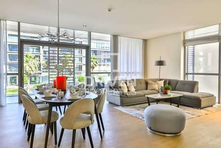 شقة 3 غرف نوم للبيع في جميرا، دبي - Boulevard and Burj view I Unfurnished