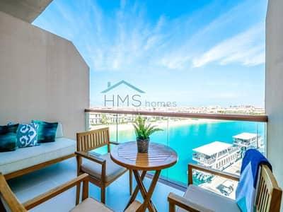 استوديو  للبيع في نخلة جميرا، دبي - Palm Views East | Full Sea View