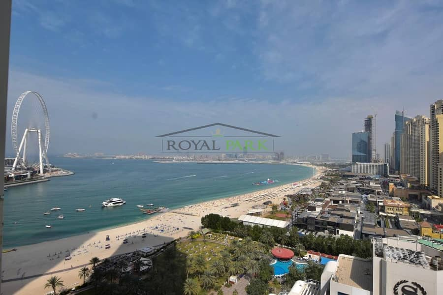 Luxurious One Bedroom for SALE in Al Bateen Residence