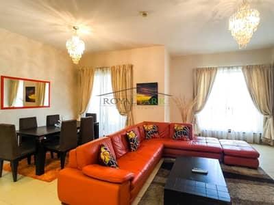2 Bedroom Apartment for Sale in Jumeirah Beach Residence (JBR), Dubai - Spacious 2 Bedroom