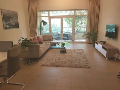 شقة 1 غرفة نوم للايجار في نخلة جميرا، دبي - Shoreline 1 BR with Beach Access Mid floor