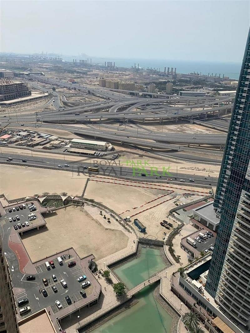 15 One Bedroom Apartment in JLT w/ Sea View
