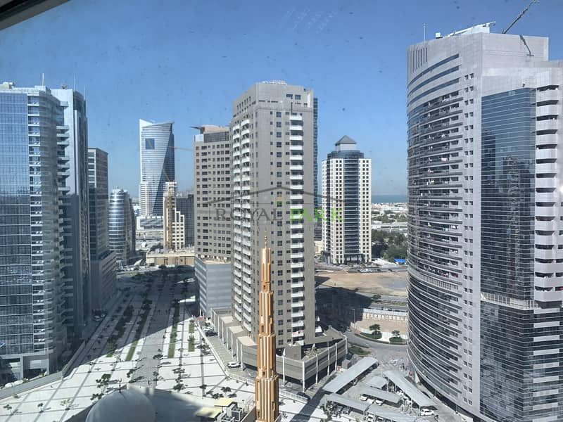 FITTED OFFICE In Smart Heights Tecom Barsha Heights
