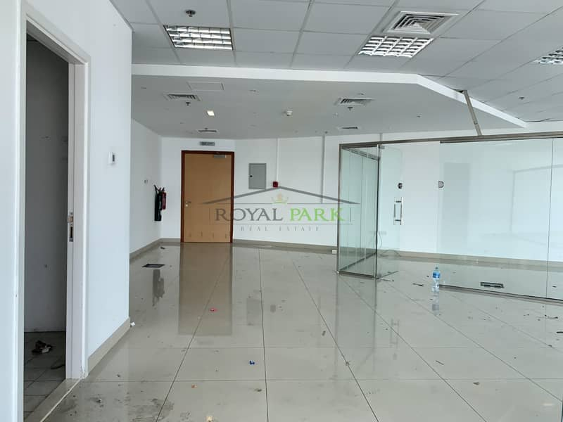 2 FITTED OFFICE In Smart Heights Tecom Barsha Heights
