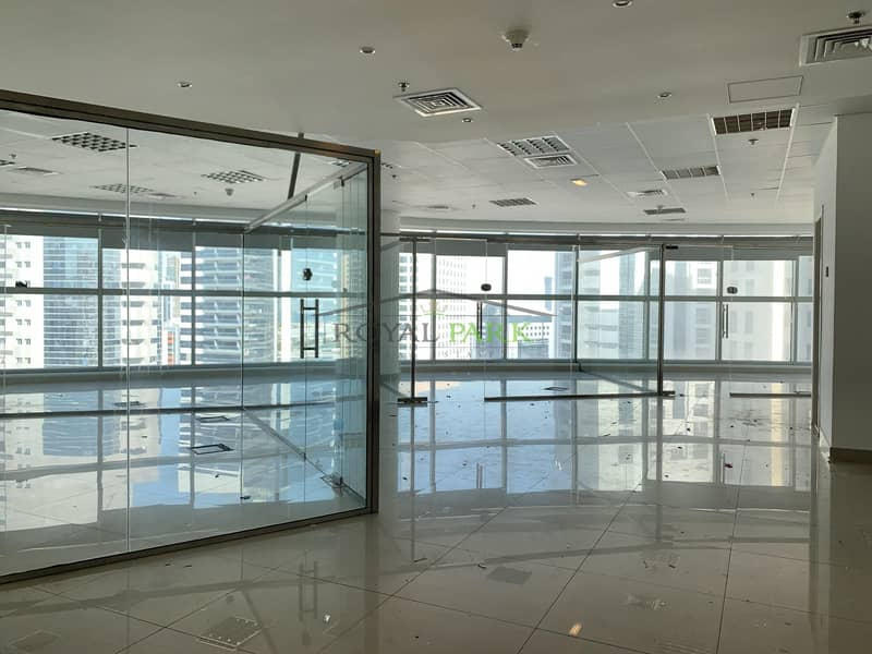 17 FITTED OFFICE In Smart Heights Tecom Barsha Heights
