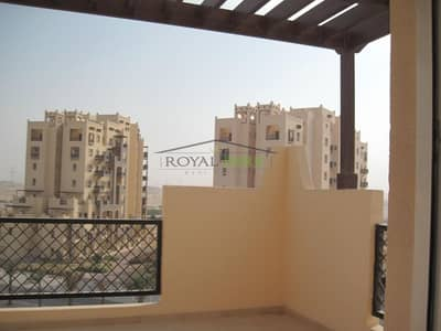 Available 1BR with Large Balcony