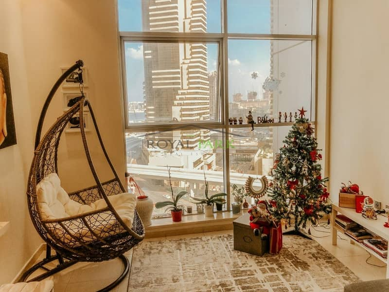 17 CLOSE TO THE BEACH 1BR In Skyview Tower Dubai Marina