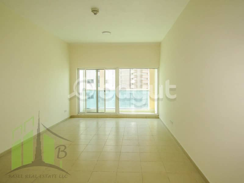 2 Bedroom With amazing open view of the city in Ajman One Towers
