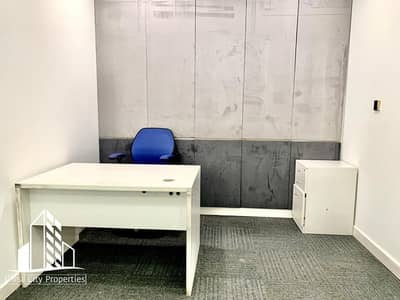 Office for Rent in Al Khalidiyah, Abu Dhabi - Office Space Solutions | Big and Small Offices Available in the City | Be Wise and Choose Good Business Location