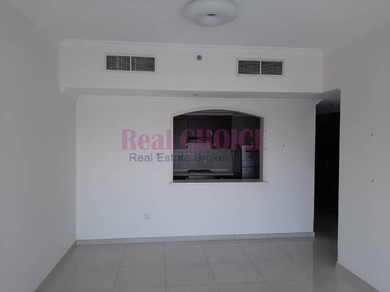 Spacious 1BR  with Big Balcony for Rent in Business Bay