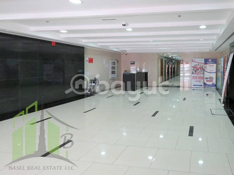 STUDIO APARTMENT WITH FURNITURES FOR RENT IN AJMAN ONE!!!!