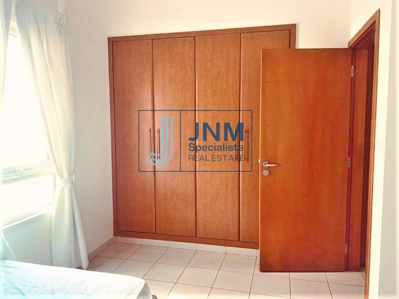 2 Furnished 2 BR + Study| Pool View