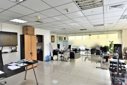 Fitted Office | Low Floor| Lake View