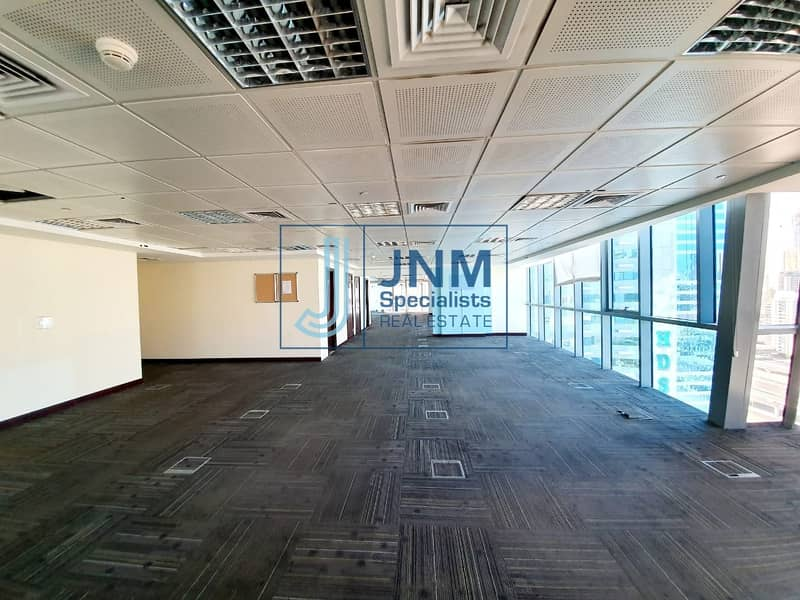 2 Fully Fitted office |Full Floor  | Vacant