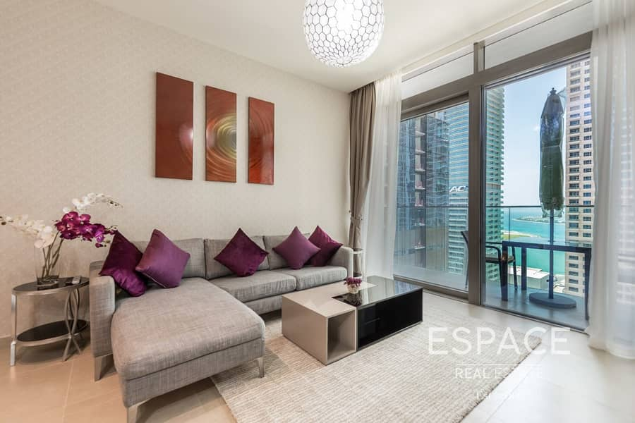 2 All Bills Incl | Views | Fully Furnished