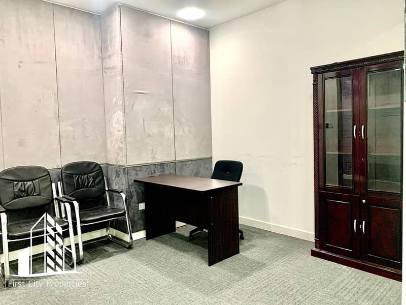 Big and Small Office Spaces Available within the City