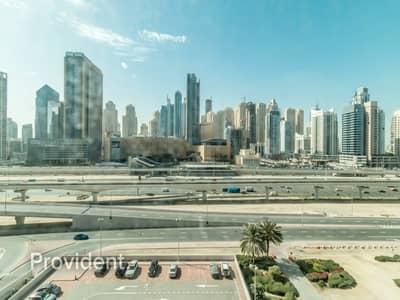 فلیٹ 1 غرفة نوم للايجار في أبراج بحيرات الجميرا، دبي - Prime location | Captivating 1b/r | Closed Kitchen