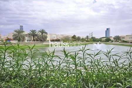 فیلا 4 غرف نوم للبيع في السهول، دبي - Lake View | Upgraded | Type 6 | Quiet location