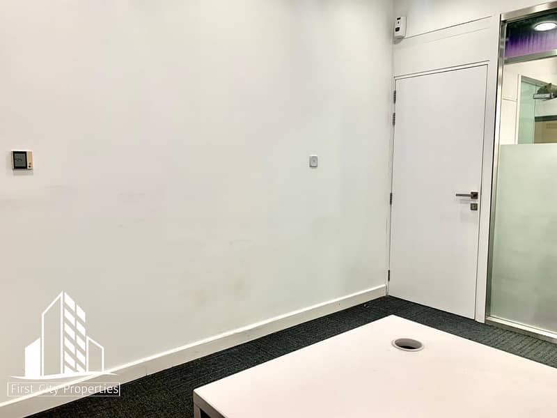 2 Big and Small Office Spaces for Rent Available in City with Ample Parking