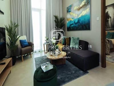 2 Bedroom Apartment for Sale in Al Furjan, Dubai - Fully Serviced | Next to Metro | Brand New