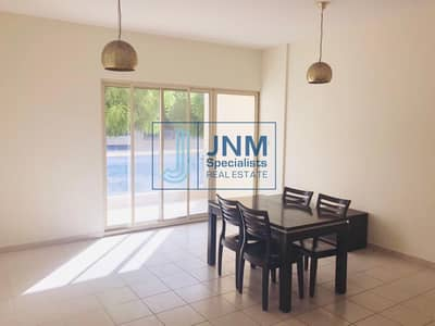 Rented 1 Bed in Al Dhafra | Well-maitained | Near Metro