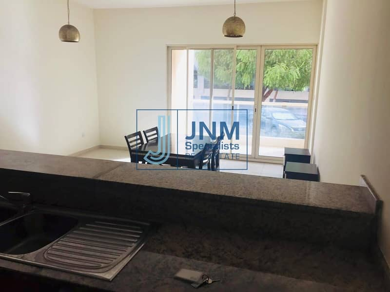 2 Rented 1 Bed in Al Dhafra | Well-maitained | Near Metro