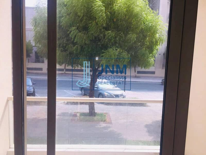 9 Rented 1 Bed in Al Dhafra | Well-maitained | Near Metro