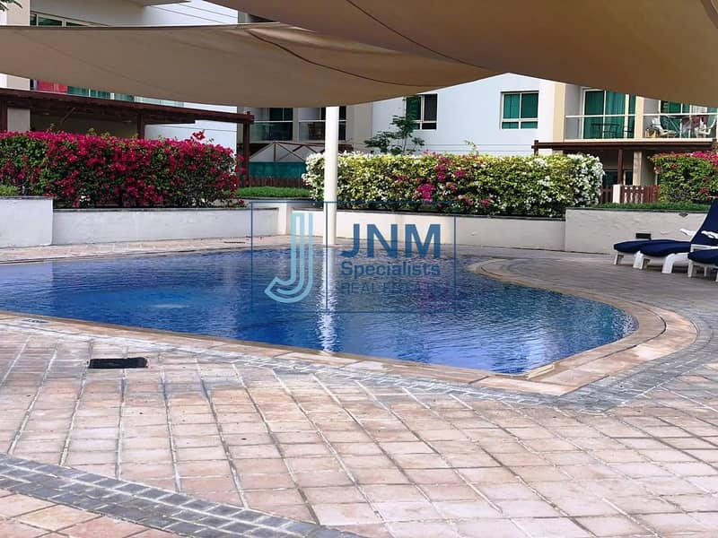 10 Largest Layout Furnished 1 Bed | Well-maintained