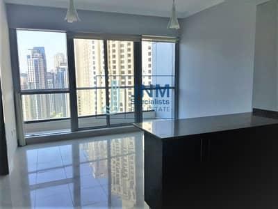 شقة 1 غرفة نوم للبيع في دبي مارينا، دبي - Exclusive   Full Marina View  1 Bed Unfurnished