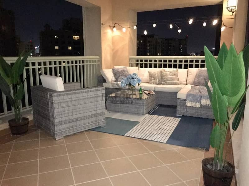2 BEAUTIFUL FULLY FURNISHED/STUDIO/ READY FOR OCCUPANCY ANYTIME NOW