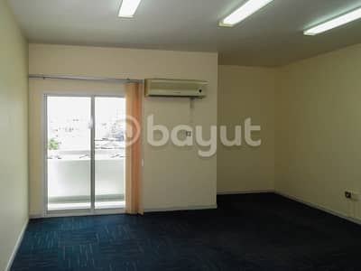 مکتب  للايجار في ديرة، دبي - Fitted Office For Rent I Easy Access to Main Road