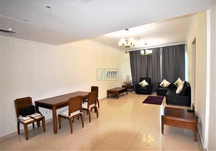 فلیٹ 2 غرفة نوم للايجار في أبراج بحيرات الجميرا، دبي - Meadows and Park View | Mid Floor 2 Beds