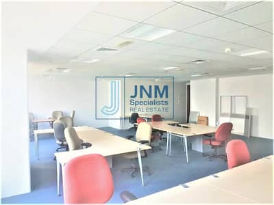 Office for Rent in Jumeirah Lake Towers (JLT), Dubai - Close to Metro   Fitted Office   High Floor