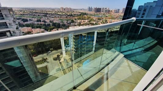 2 Bedroom Apartment for Sale in Dubai Sports City, Dubai - Large Layout | 1 Bed with Balcony | Mid Floor