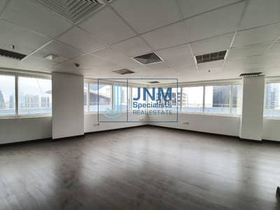 Office for Rent in Jumeirah Lake Towers (JLT), Dubai - Close to Metro | Fully Fitted Office | High Floor