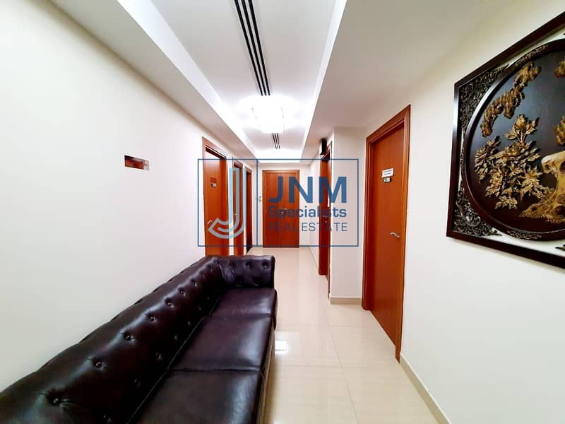Fully Fitted and Furnished Office | Low Floor