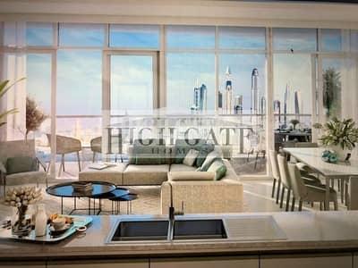 شقة 2 غرفة نوم للبيع في دبي هاربور، دبي - Stunning Delightful 1 Bed Marina Burj Vista