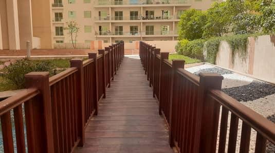 1 Bedroom Flat for Rent in Dubai Production City (IMPZ), Dubai - 1 BR in Centrium with fridge