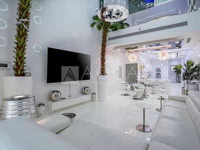 تاون هاوس 1 غرفة نوم للبيع في نخلة جميرا، دبي - Elegant Unit | Rare | Private Cinema | Upgraded